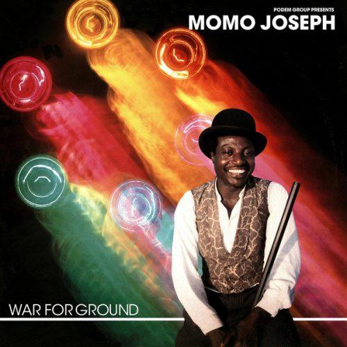 Momo Joseph - War For Ground (LP, Album, RE)