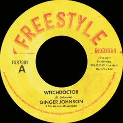 Ginger Johnson & His African Messengers – Witchdoctor