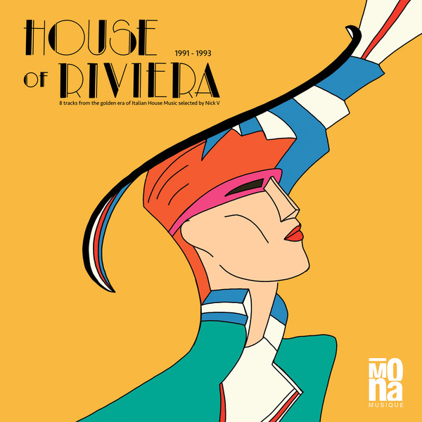 Various - House Of Riviera (2xLP, Comp, RM)