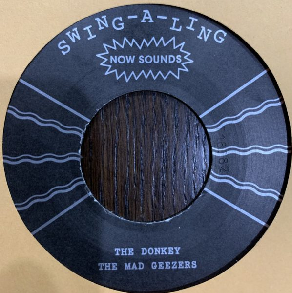 The Mad Geezers – The Donkey A