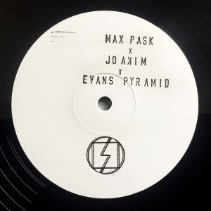 Evans Pyramid – Never Gonna Leave You (Joakim And Max Pask Remixes) B