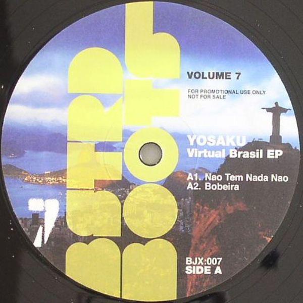 BSTRD Boots Volume 7: Virtual Brasil EP