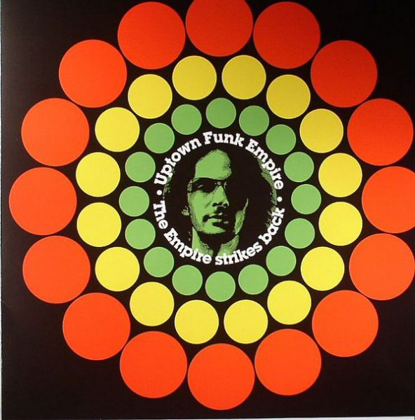 Uptown Funk Empire - The Empire Strikes Back (LP, Album)