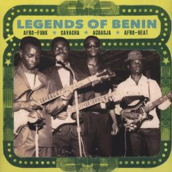 Various - Legends Of Benin (2xLP, Comp)