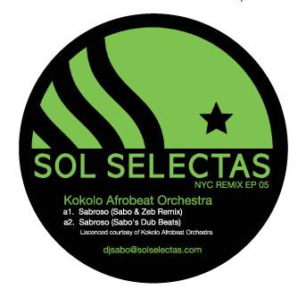 Sol Selectas NYC Remix EP