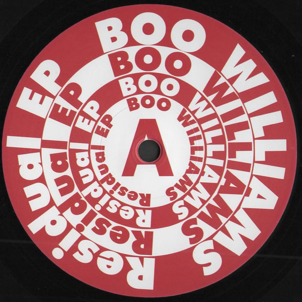 Boo Williams – Residual EP
