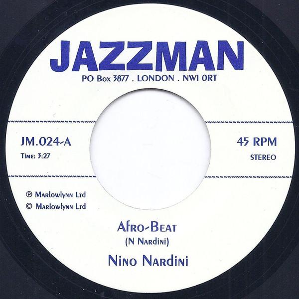 Nino Nardini – Afro-Beat / Poltergeist