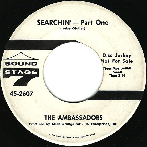 The Ambassadors – Searchin'