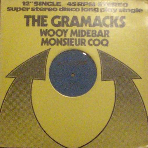 The Gramacks - Wooy Midebar