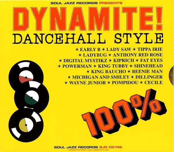 Dynamite! Dancehall Style