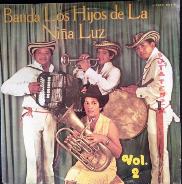 Banda Los Hijos De La Niña Luz - Vol. 2