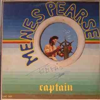 Menes Pearse – Captain