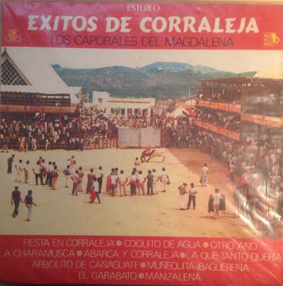 Los Caporales Del Magdalena - Exitos De Corraleja