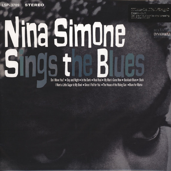 Nina Simone – Nina Simone Sings The Blues
