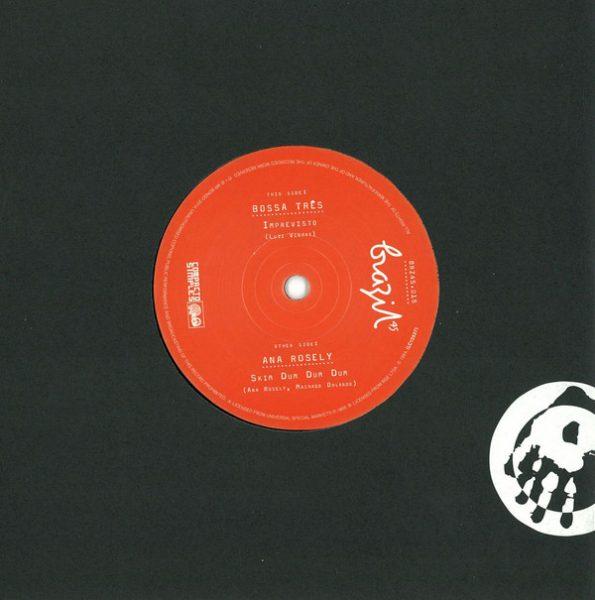 Bossa Três / Ana Rosely - Imprevisto / Skim Dum Dum Dum