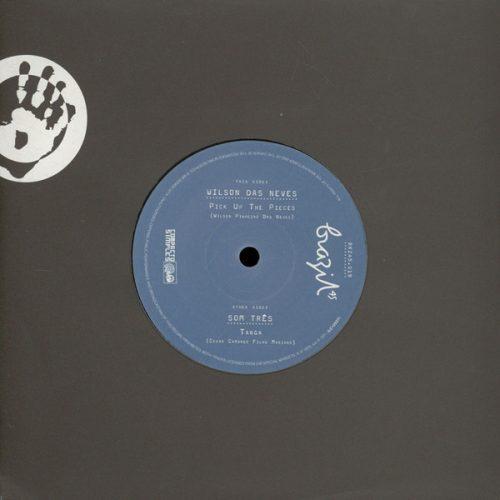 Wilson das Neves / Som Três - Pick Up The Pieces / Tanga