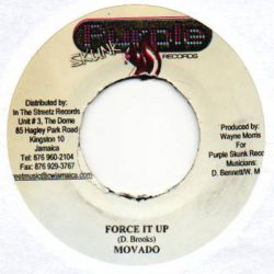 Movado ‎– Force It Up