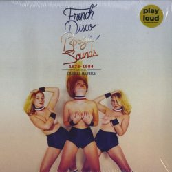 Various - French Disco Boogie Sounds (1975-1984) (2x12