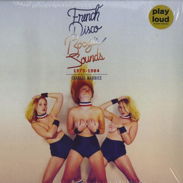 "Various - French Disco Boogie Sounds (1975-1984) (2x12"", Comp)"