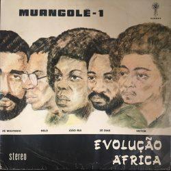 Evolução África, Luis Morais, Paulino* - Muangolé - 1 (LP, Album)