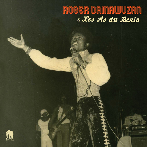 Roger Damawuzan & Les As Du Bénin - Wait For Me (2xLP, Album, RE)