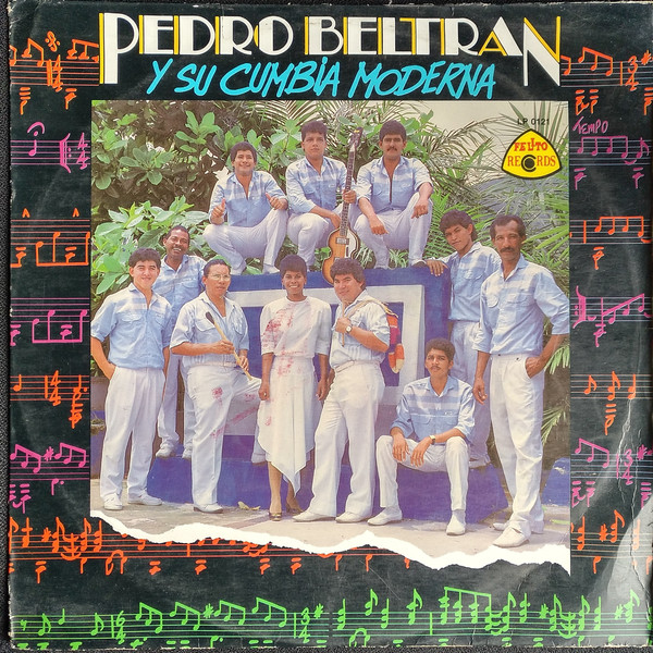 Pedro Beltrán Y Su Cumbia Moderna - Pedro Beltran Y Su Cumbia Moderna (LP, Album)