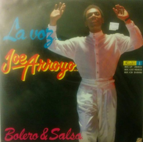 Joe Arroyo - La Voz