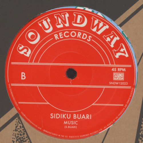 "Sidiku Buari - Anokwar (Truth) (12"")"