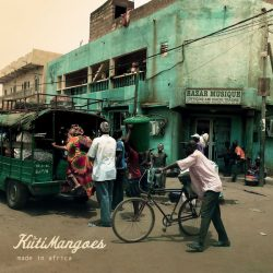 The Kuti Mangoes - Made In Africa (LP, Album)