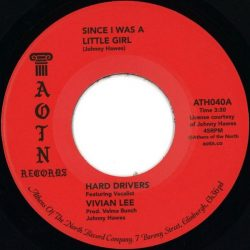 Hard Drivers feat Vivian Lee (2) ‎– Since I Was A Little Girl