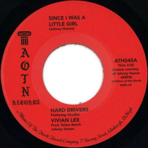 Hard Drivers feat Vivian Lee (2) – Since I Was A Little Girl