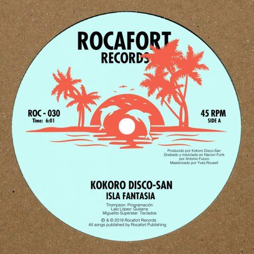 Kokoro Disco-San – Isla Fantasia
