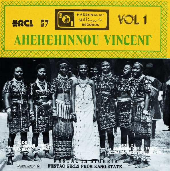 Ahehehinnou Vincent - Best Woman