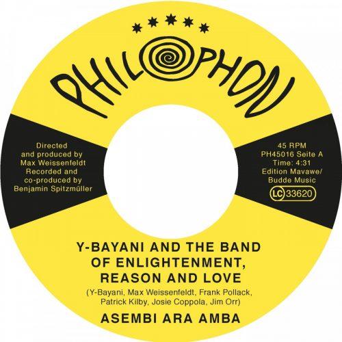 Asembi Ara Amba - Y-Bayani The Band of Enlightenment Reason and Love