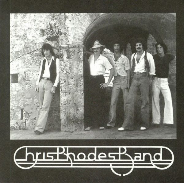 The Chris Rhodes Band ‎– Wait Until Dark
