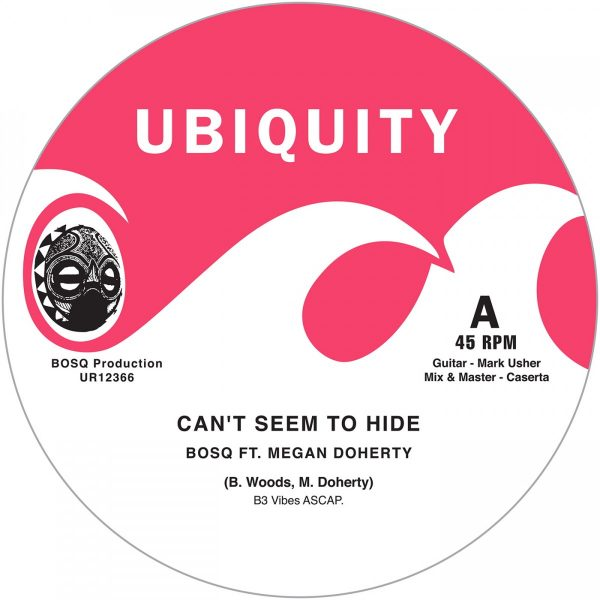 Cant Seem To Hide Take Me There (feat Megan Doherty Nicole Willis) - Bosq