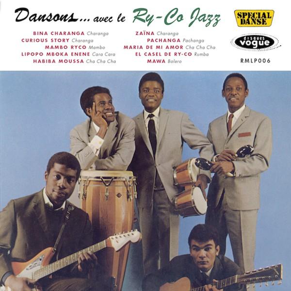 Dansons... Avec Le Ry-Co Jazz