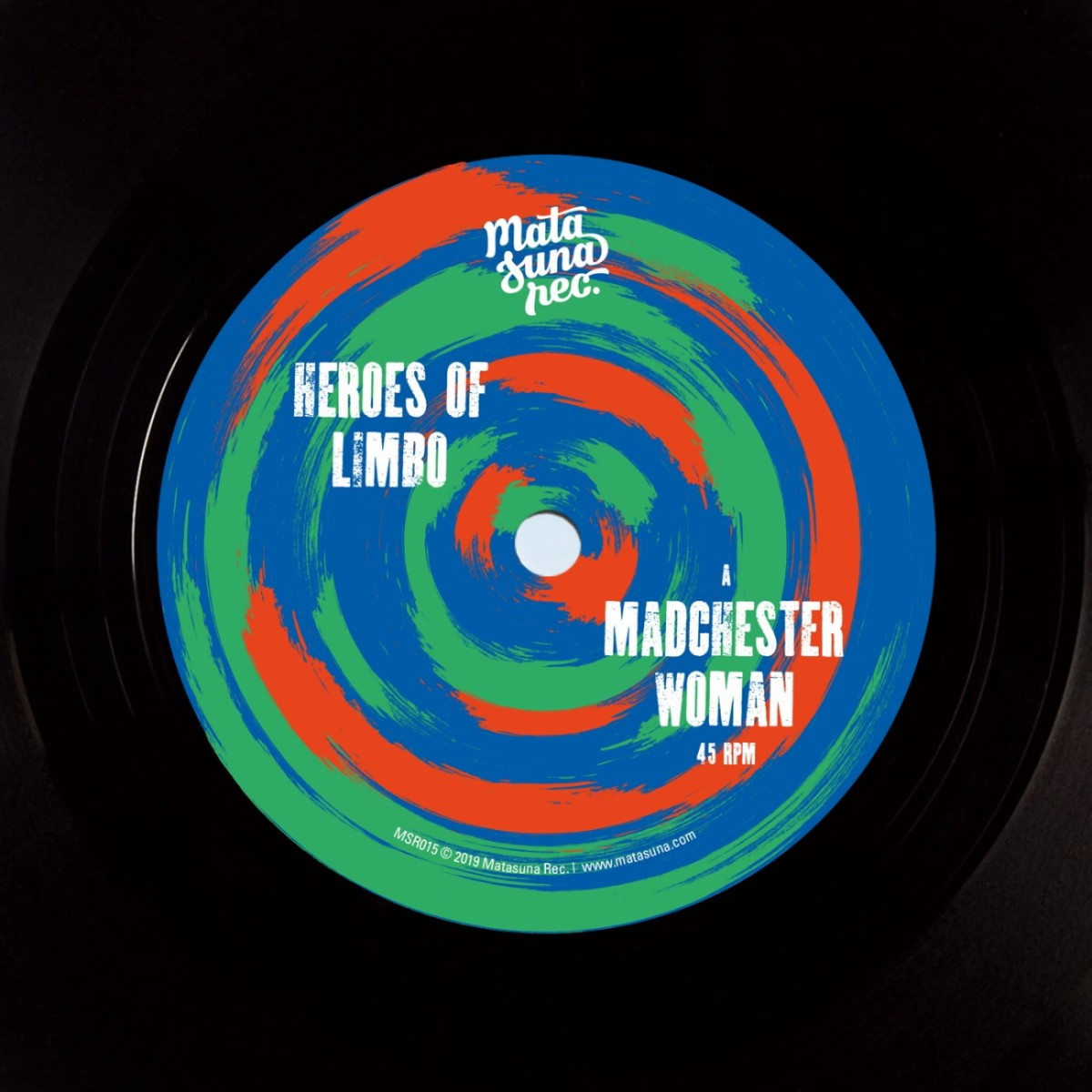 Madchester Woman - Heroes of Limbo
