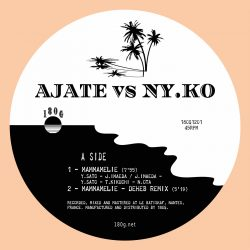 Mammamelie With Regularity (feat Ny Ko) - Ajate