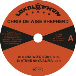 Nera Woo Soke - Chris De Wise Shepherd