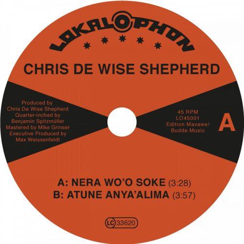 Nera Woo Soke - Chris De Wise Shepherd