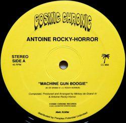Antoine Rocky-Horror – Machine Gun Boogie
