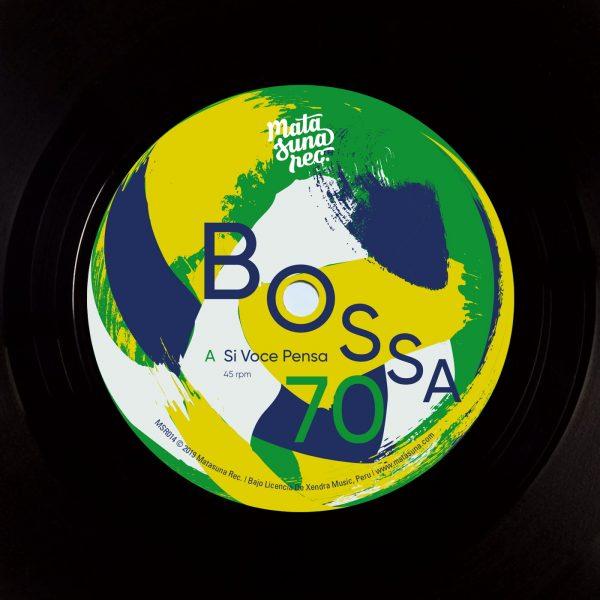 Si Voce Pensa Birimbao - Bossa 70