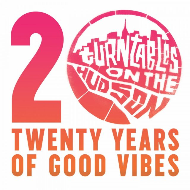 Turntables on the Hudson 20 Year Anniversary - Various Artists