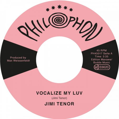 Vocalize My Luv - Jimi Tenor