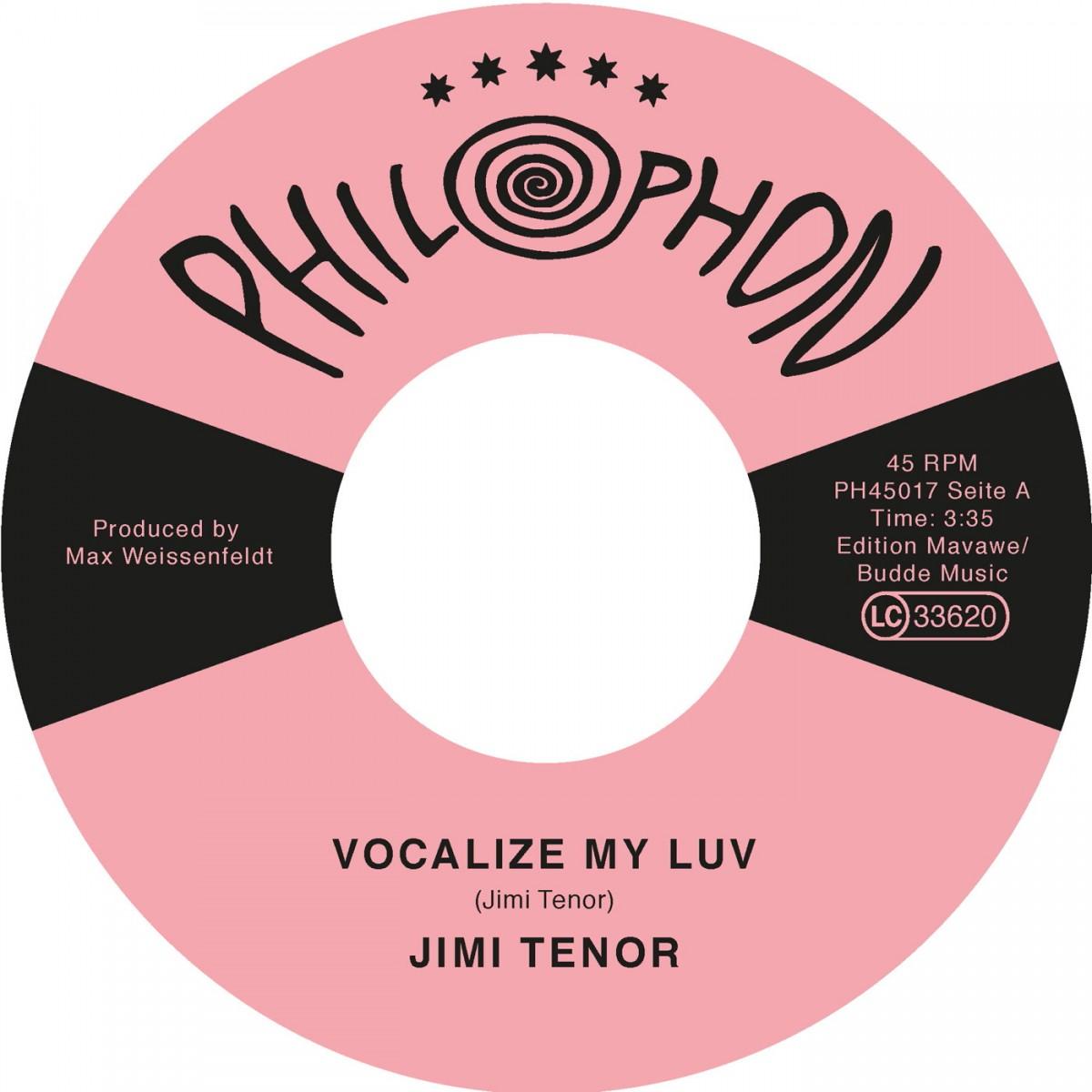 Vocalize My Luv - Jimi Tenor