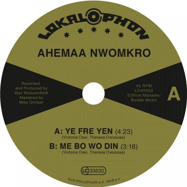 Ye Fre Yen - Ahemaa Nwomkro