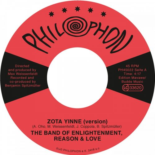 Zota Yinne (Version) - The Band of Enlightenment Reason Love