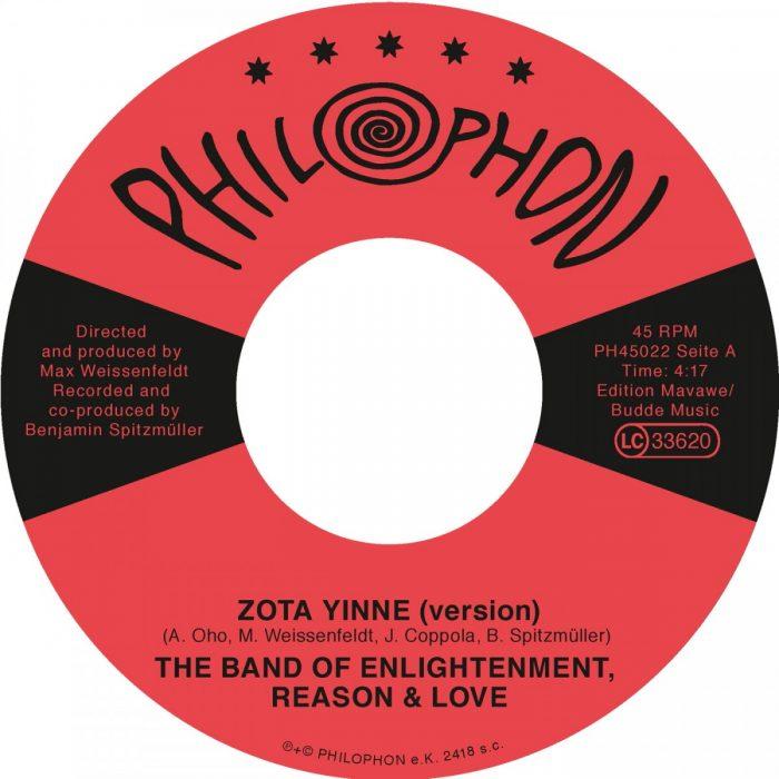 Zota Yinne (Version) - The Band of Enlightenment Reason Love