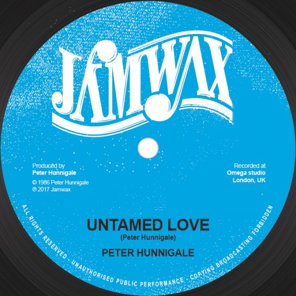 Peter Hunnigale ‎– Untamed Love